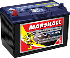 Marshall Heavy Duty Batteries