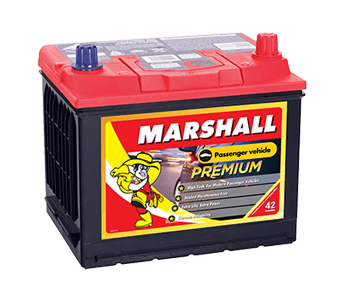 Get a quote for a Marshall Battery